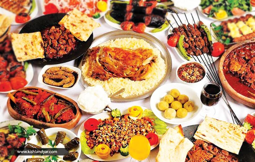 رستوران فانوس پدیده کیش تنها رستوران کف شیشه ای ایران