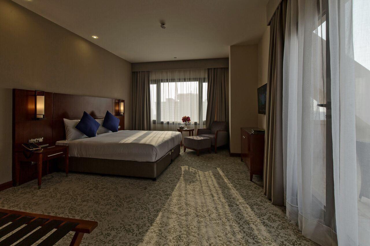 اتاق های هتل میراژ کیش