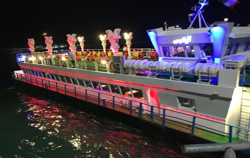 کشتی تارا کیش